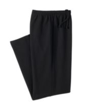 George Classics Ladies' Fleece Pant Black L