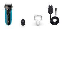 Braun 3010S Series 3 Wet & Dry Electric Shavers