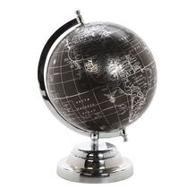 hometrends® Black and Silver Globe