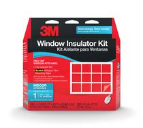 3M Canada Indoor Window Insulator Kit, XL Window