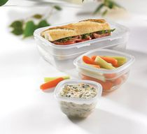 Lock&Lock 6 pieces Lunch Containers
