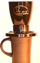 Make 1 Manual Coffee Maker