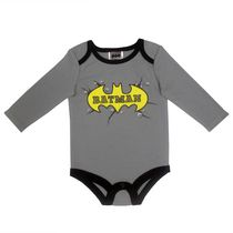 Batman Baby Boys' Long Sleeve Bodysuit 18-24 months