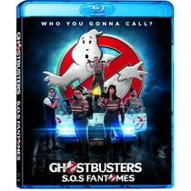 Ghostbusters (2016) (Blu-ray + Digital HD) (Bilingual)