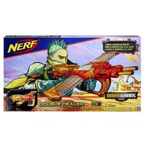 Nerf Doomlands Double Dealer Blaster Toy