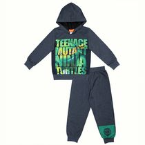 Teenage Mutant Ninja Turtles Boys' Fleece Hoodie and Pant Set 4