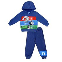 Thomas Toddler Boys' Fleece Hoodie and Pant Set 3T