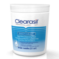 Clearasil® DailyClear® Daily Pore Cleansing Pads
