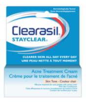 Clearasil® StayClear® Acne Treatment Cream - Skin Tone