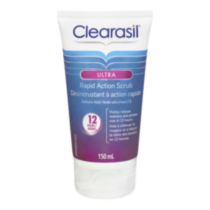 Clearasil ULTRA® Exfoliating Scrub