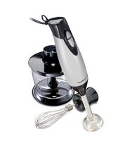Hamilton Beach Hand Blender with Whisk and Chopper - 59765C