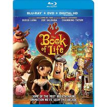 The Book Of Life (Blu-ray + DVD + Digital HD) (Bilingual)