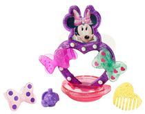 Coiffeuse pour le bain Minnie à boucles Disney de Fisher-Price