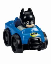 Fisher-Price Little People Batman Wheelie Vehicle