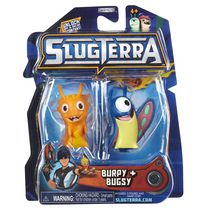 Slugterra Basic Figure Two Pack - Burpy & Bugsy