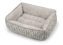 TrustyPup Dream Luxe Bolstered Pet Bed