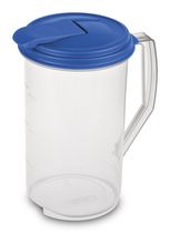 STER 1.9L ROUND PITCHER -BLUE SKY