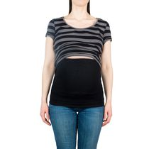 George Ladies' Maternity Belly Band Black