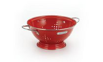 Suzie Q Berry Colander Red
