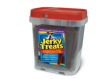 Jerky Treats Beef Flavour Dog Snacks