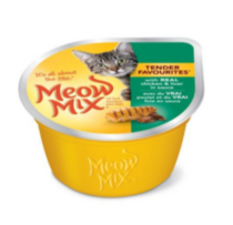 Meow Mix Tender Favourites Chicken & Liver Wet Cat Food