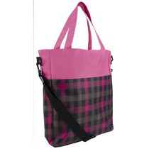 Moxy Women's  600D North South Tote Pink