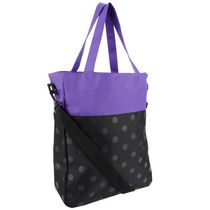 Moxy Women's  600D North South Tote Purple