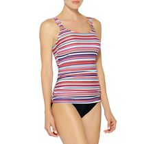 Krista Womens D-Cup Tankini Swim Top XL/TG
