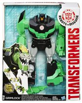 Transformers Robots in Disguise Hyper Change Heroes - Figurine Grimlock