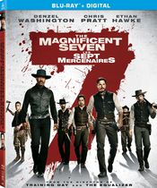 The Magnificent Seven (2016) (Blu-ray + Digital HD) (Bilingual)