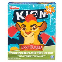 Cardinal Games Disney Junior The Lion Guard 24 Piece Wood Jigsaw Puzzle