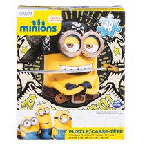 Cardinal Games Minions 48 Piece Jigsaw Puzzle
