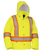 Forcefield Hi-Visibility Safety Driver's Jacket XXL