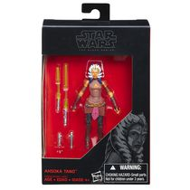 Star Wars The Black Series 3.75-Inch Ahsoka Tano