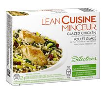 LEAN CUISINE® Glazed Chicken Whole Grain Cranberry Pilaf