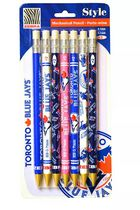 Zebra Blue Jays Style Mechanical Pencils