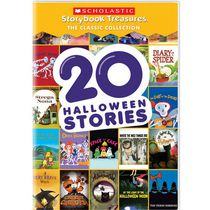 Scholastic Storybook Treasures: The Classic Collection - 20 Halloween Stories