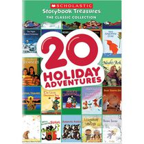 Scholastic Storybook Treasures: The  Classic Collection - 20 Holiday Adventures