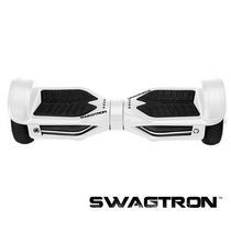 Swagtron T3 Electric Hoverboard White