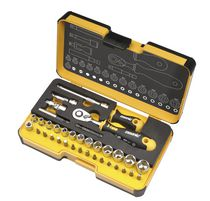 "Felo Ratchet 1/4"" Set R-GO (36 PC) Metric"