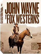John Wayne: Les Westerns Fox - The Big Trail / Le Grand Sam / Les Comancheros / Les Géants De L'Ouest (Bilingue)