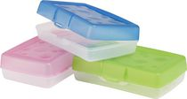 Storex Pencil Case - Assorted Colours