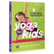Film Kids Yoga Dino-Mite - DVD