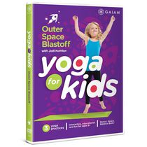 Film Yoga for Kids: Outer Space Blastoff