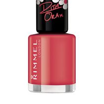 Rimmel London 60 seconds Nail Polish Rebel Red