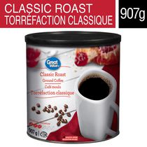 Great Value Classic Roast Ground Coffee