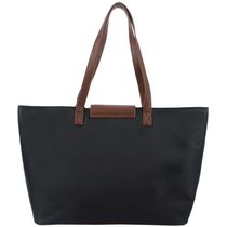 Anna Martina Women's  Franco East West Tote Black