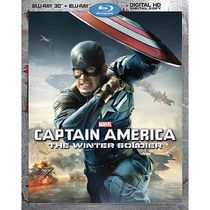 Captain America: The Winter Soldier (Blu-ray 3D + Blu-ray + Digital HD)