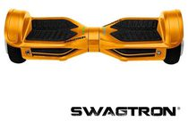 Swagtron T3 Electric Hoverboard Gold