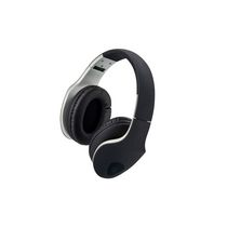 Mental Beats Xpert DJ Headphones with Mic Black